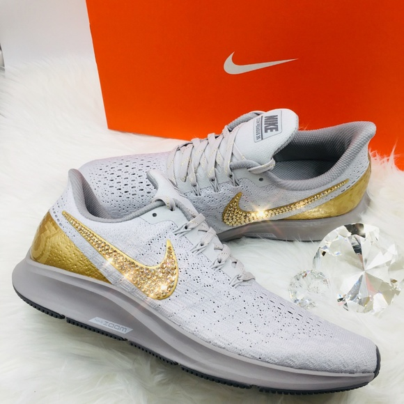 Bling Nike Air Zoom Pegasus 35 Premium Metallic Boutique